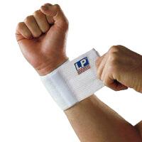 LP欧比护腕腕部弹性绷带652 男女篮球羽毛球网球排球健身运动护具 单只
