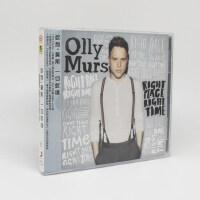 欧利・莫斯/Olly Murs:一切就绪新专辑CD+歌词本