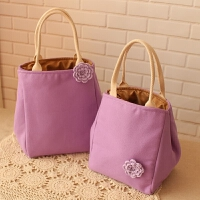 保温袋加厚保温包便当包日式带饭便当袋手拎包饭盒包背奶妈咪包