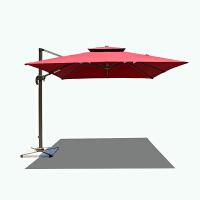 户外遮阳伞罗马伞大型广告太阳伞庭院伞室外花园露台大伞 防晒
