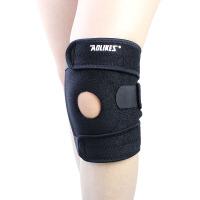 运动护膝 透气4弹簧防滑登山护膝骑行跑步篮球羽毛球护腿男女士情侣护具