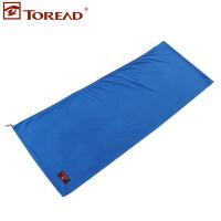探路者春夏户外睡袋舒适透气抓绒睡袋KECE80323