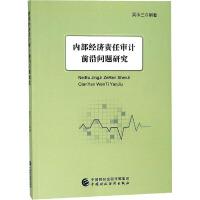 内部经济责任审计前沿问题研究 经济科学出版社