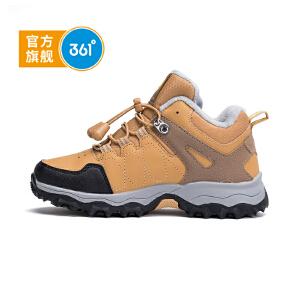 【下单立减2折价:63.8】361°361度童鞋男童棉鞋冬季新品儿童棉鞋运动鞋 N71742651