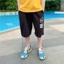 【2件2折】左西童装男童短裤夏装儿童裤子纯棉运动裤中大童男孩2021新款洋气