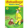 Curious George Plants a Seed 好奇猴乔治和种子 9780618777105
