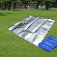户外用品露营轻便防潮垫铝箔爬行垫地垫野营野餐垫睡垫铝膜防潮垫SN8304