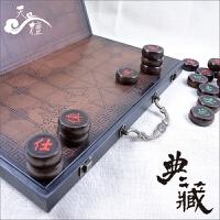 20180406010713897中国象棋套装实木 红木象棋 大号 实木 折叠棋盘 高档礼品盒