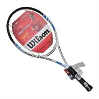 Wilson 威尔胜 纳米科技专业网球拍 高系数碳纤+纳米炭黑 网球拍 比赛训练拍WRT5998102