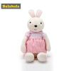 巴拉巴拉婴儿玩具公仔女宝宝秋季2018新款毛绒玩偶可爱兔子抱枕女
