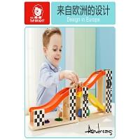 1-2岁男宝宝益智套装玩具车模型儿童轨道车小汽车玩具