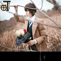 太宰治cos服文豪野犬cosplay服装男cos现货