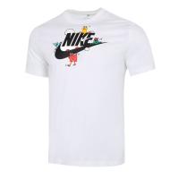 NIKE DRI-FIT 耐克高中联赛男子篮球短袖运动T恤DJ6295-100