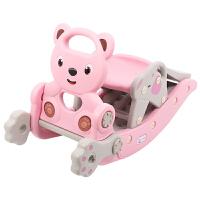 儿童滑梯摇摇马生日宝宝婴儿两用玩具木马摇椅