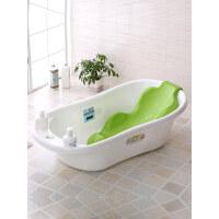 婴儿洗澡盆新生儿用品宝宝浴盆可坐躺通用大号加厚小孩儿童沐浴桶q3h
