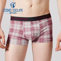 【都市丽人】男士内裤 时尚系列棉质男士平角裤 四角裤 FK6C12