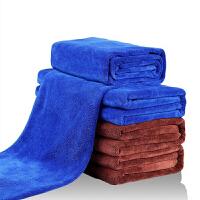 洗车毛巾60*160 吸水加厚大号洗车擦布套装