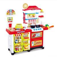 儿童过家家玩具女孩做饭厨房玩具宝宝厨具餐具套装