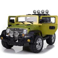儿童电动车可坐双驱遥控车四轮汽车儿童车越野宝宝玩具车