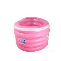 YT218爱心粉色加厚环保婴儿充气游泳池浴缸洗澡池