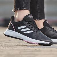 adidas阿迪达斯女鞋网球鞋2019新款网球休闲运动鞋F36719