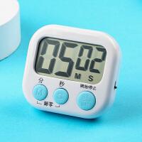厨房定时器烹饪烘焙计时器学生秒表记时器闹钟倒计时电子提醒器