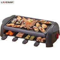 利仁(Liven)KL-J4300电烧烤炉韩式家用不粘烤肉机电烤盘