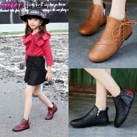 女童单鞋儿童公主鞋中大童小学生皮鞋儿童黑色小皮鞋女童皮鞋鞋子 30 适合脚长18.6cm