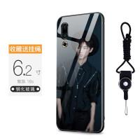 魅族16s定制手机壳来图自定义玻璃私人订制照片diy定做创意个性男