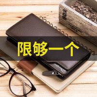 迪菲�R真皮�X包男�L款拉�牛皮�X�A男士皮�A子多功能卡包青年手包
