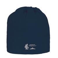 户外抓绒帽保暖帽子多功能男女冬季防寒护脖防风运动头套围脖 均码