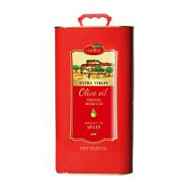 西班牙原装进口 橄倍尔橄榄油5L食用油 酸度≤0.4