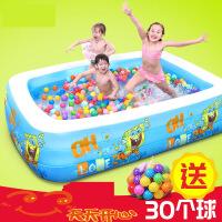 【支持礼品卡】婴幼儿童充气游泳池家用宝宝超大号戏水海洋球玩具池浴缸 v3z