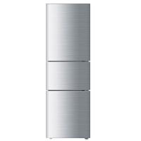 Haier 海尔 BCD-206STPA 206升 206L 三门冰箱 三门三温区,独立制冷不串味;中门007软冷冻技术,0解冻时间,0时差保鲜,0~-7℃软冷冻存储,肉食不用化冻即时切。 3门冰箱