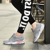 【领券立减100】Q-AND/奇安达女跑鞋2018新款女士轻便缓震透气运动休闲跑步鞋