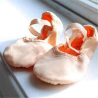 doxa舞蹈鞋女软底练功鞋猫爪鞋儿童女童形体鞋瑜伽芭蕾舞鞋