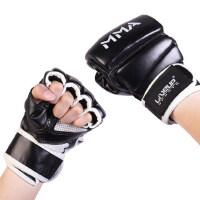 拳击手套半指成人儿童散打搏击武术跆拳道拳套打沙袋拳击套 支持礼品卡支付