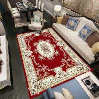 简约欧式卧室床边地垫客厅地毯沙发茶几垫子长方形家用满铺地毯
