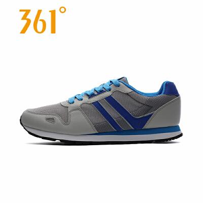 【7.18开抢 满100减20 满279减100】361度跑步鞋款透气运动鞋正品男款鞋 571622216