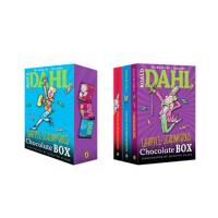 查理和巧克力工厂、查理和大玻璃升降机、丢失的金券:查理和巧克力工厂故事 英文原版 Roald Dahl's Whipp