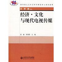经济 文化与现代电视传媒 高鑫,贾秀清 北京师范大学出版社