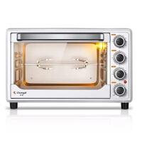 长帝 CRTF32G电烤箱家用多功能上下管独立控温家用烘焙烤箱 32升