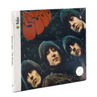 甲壳虫乐队/披头士乐队 The Beatles Rubber Soul 原版进口CD专辑