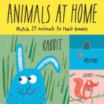 【预订】Animals at Home Match 27 Animals to Their Homes