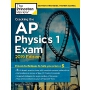 英文原版 Princeton Review 攻克AP考试2019版 物理1 Cracking the AP Physics 1 Exam, 2019 Edition