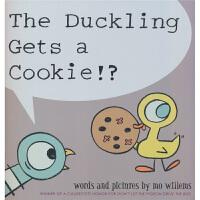 【首页抢券300-100】The Duckling Gets a Cookie 鸭子得到一块饼干 凯迪克作品续集 情商培