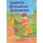 数学帮帮忙:山姆的脚印格子Math Matters ?Sam's Sneaker Squares