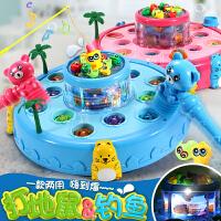 1-2-3周岁女孩婴幼儿童打地鼠玩具大号一两岁女宝宝男孩电动