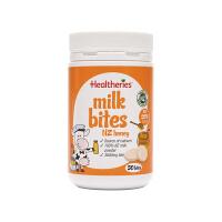 【网易考拉】Healtheries 贺寿利 新西兰进口百年品牌 全脂高钙奶片 蜂蜜味 190克