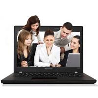联想(lenovo) 昭阳K20-80 12.5英寸笔记本电脑 超薄本 商务办公 便携 i3-5005U 4G 500